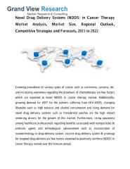 Novel Drug Delivery Systems (NDDS) in Cancer Therapy Market.pdf