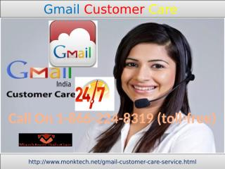 Gmail Customer Care Call on 1-866-224-8319 (toll-free) help of reset Gmail account.pptx