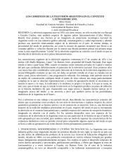 LOS COMIENZOS DE LA TELEVISIÓN ARGENTINA EN EL CONTEXTO LATINOAMERICANO.docx