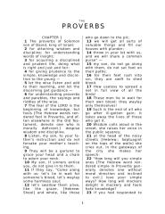 Proverbs.doc