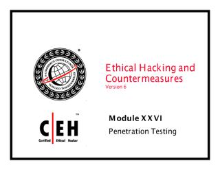 cehv6 module 26 penetration testing.pdf