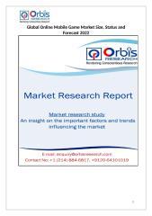 Global Online Mobile Game Market.docx