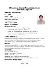 Muhammad Soubhy - C.V. english.doc