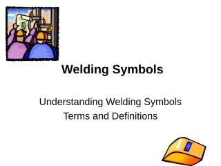 NEW Welding Symbols.ppt