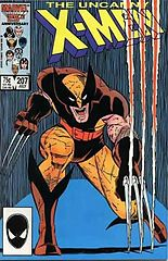 The Uncanny X-Men #207 (Jul. 1986) - Fantasmas!.cbr