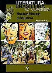 Literatura Brasileira em Quadrinhos - Memórias Póstumas de Brás Cubas.cbr