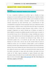 Informativo DIREITO ADMINISTRATIVO - STJ - 2012.doc