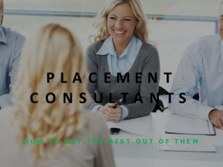 PLACEMENT CONSULTANTS- Recruitment Agencies in Mumbai.pdf